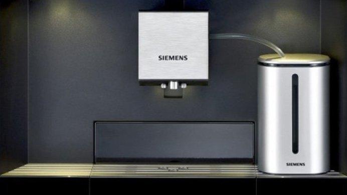 Siemens coffee machine. The Coffee Mate