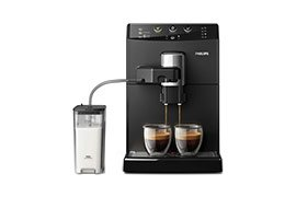 Philips Coffee Maker Bean To Cup : Philips - The Coffee Mate
