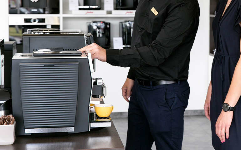 How to choose a coffee machine
