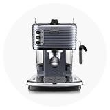 Pod coffee machines