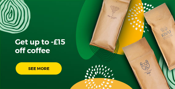 Save more on coffee
