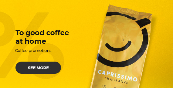 Coffee promotions