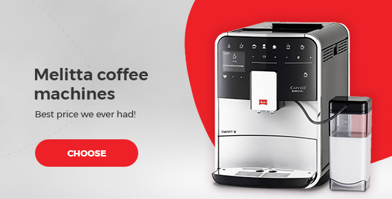 Melitta coffee machines at best prices
