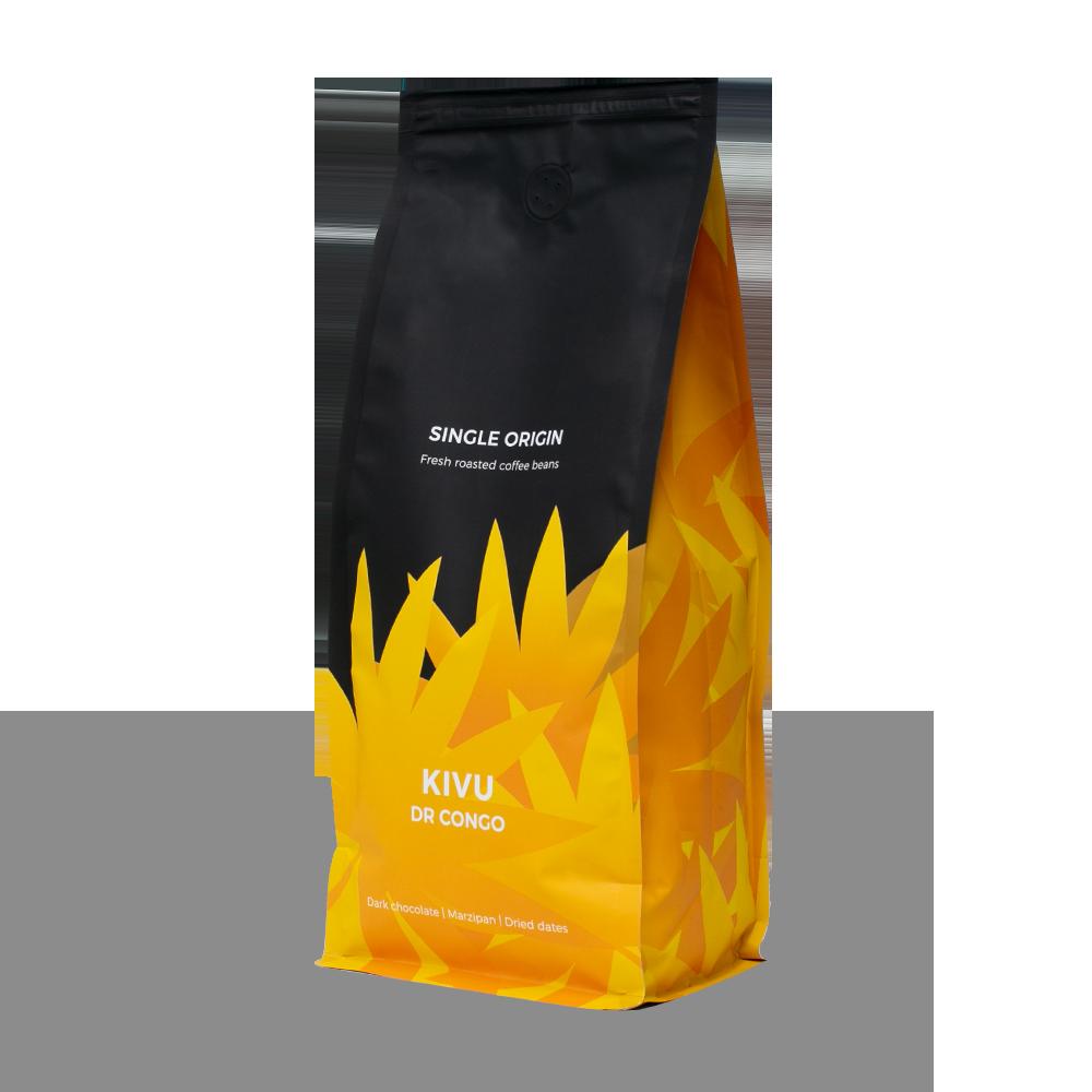 "Single origin coffee beans ""DR Congo Kivu"", 1 kg"