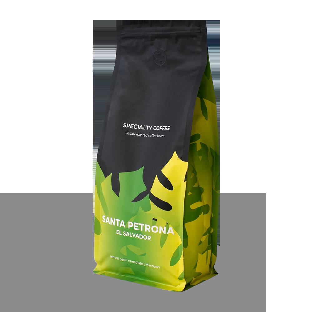 "Specialty coffee beans ""Sumatra Koptain Gayo Besseri"", 250 g"
