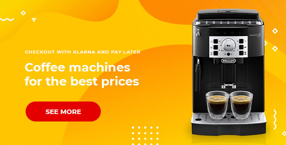 TOP coffee machines offers