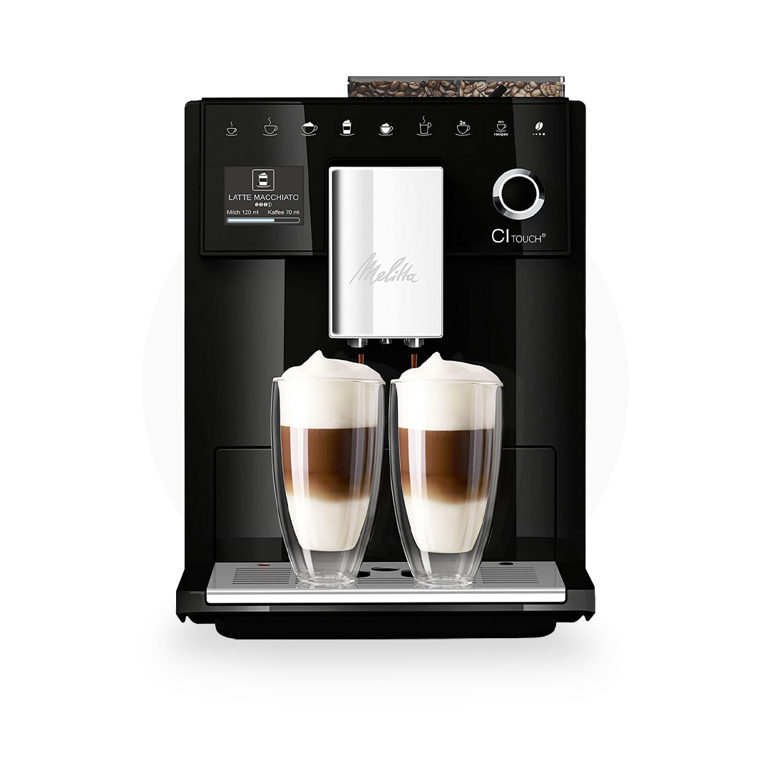 Automatic Melitta coffee machine