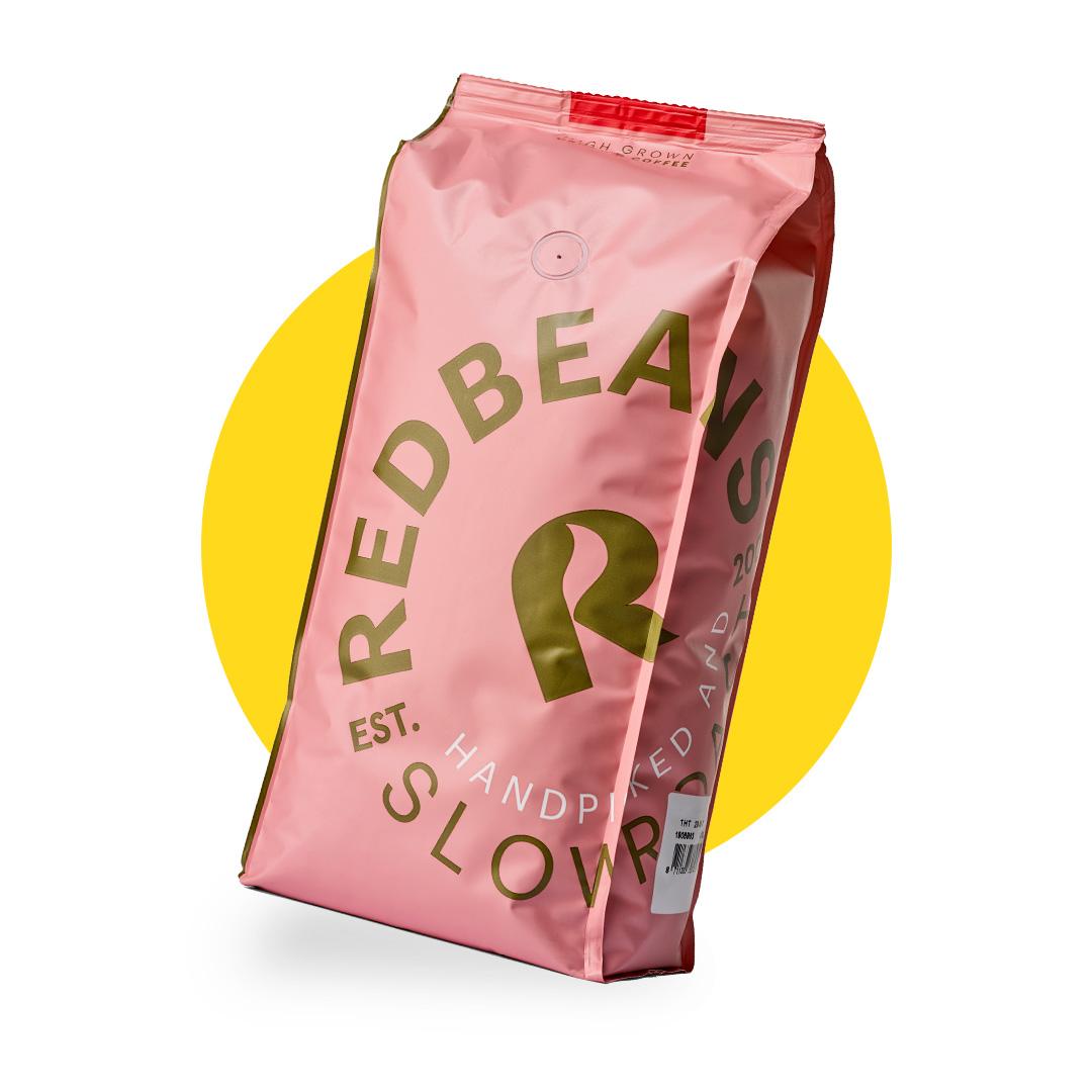 Redbeans coffee beans