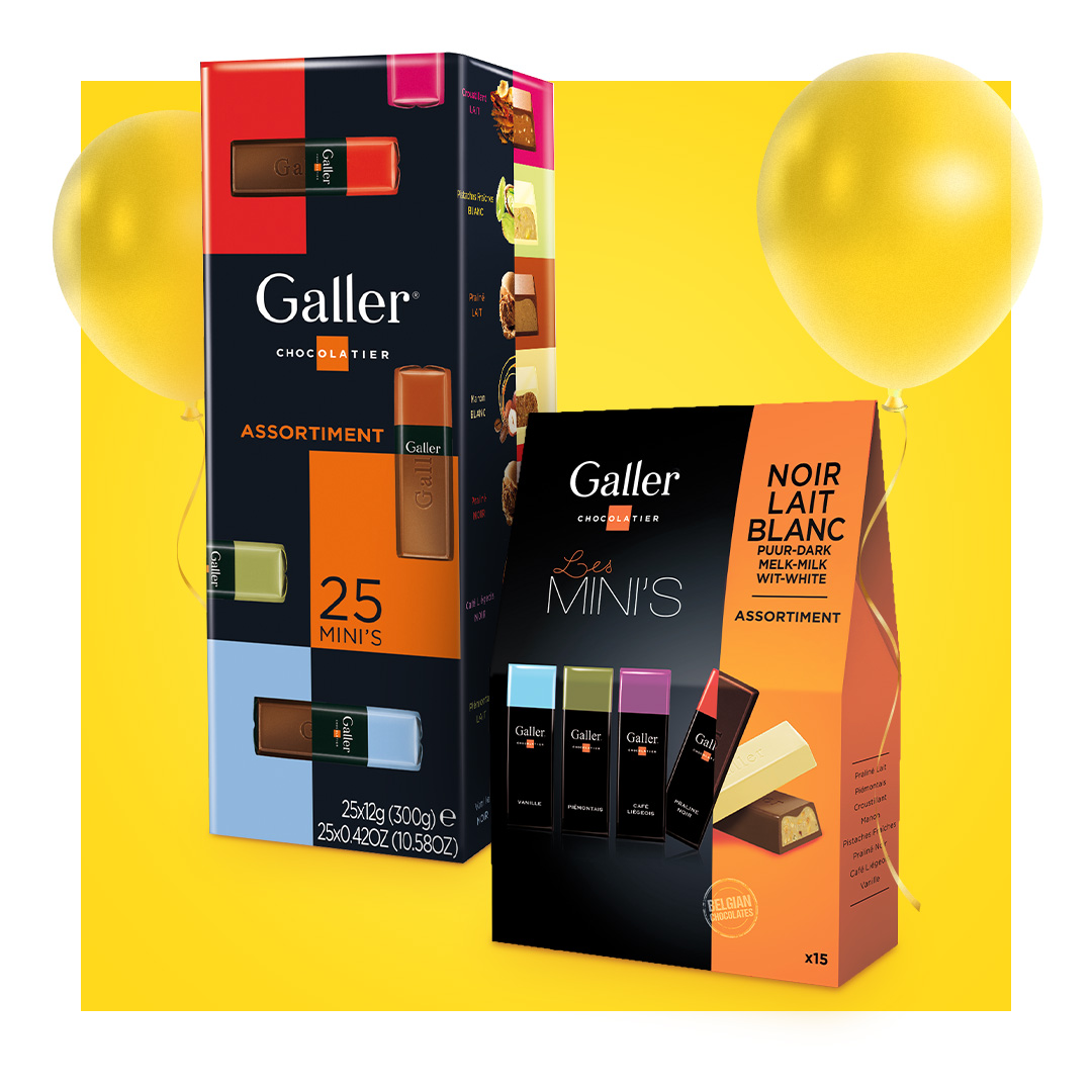 Galler chocolate sets -10%