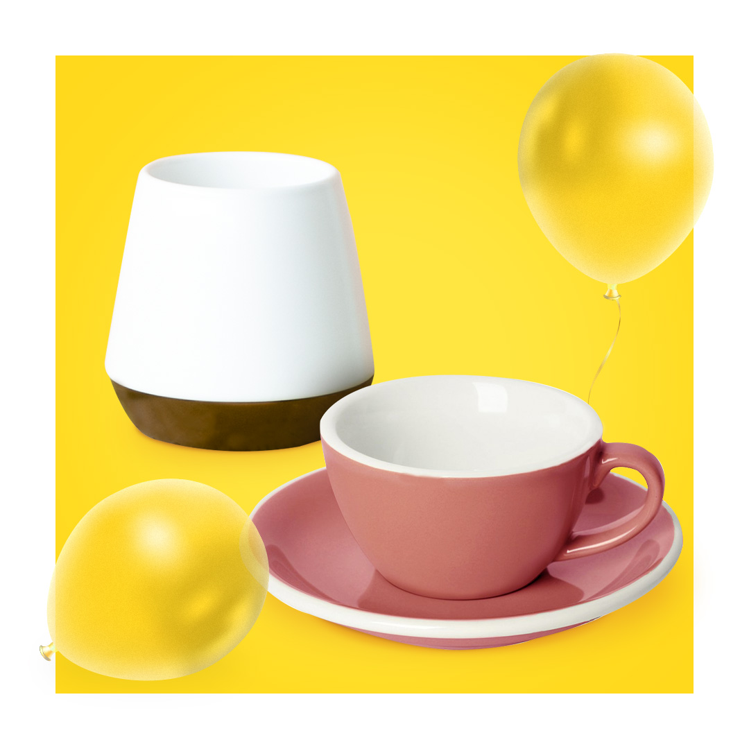 Cups -15%