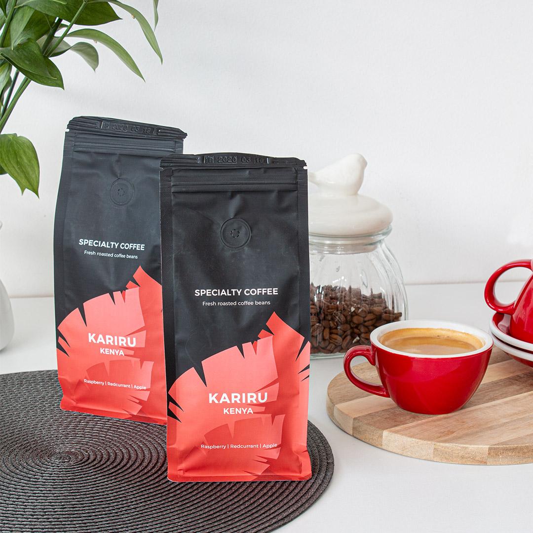 Specialty coffee beans Kenya Kariru