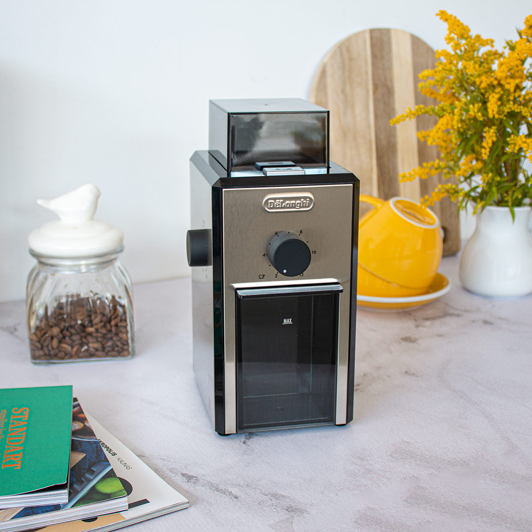 Up to -20% for coffee grinders