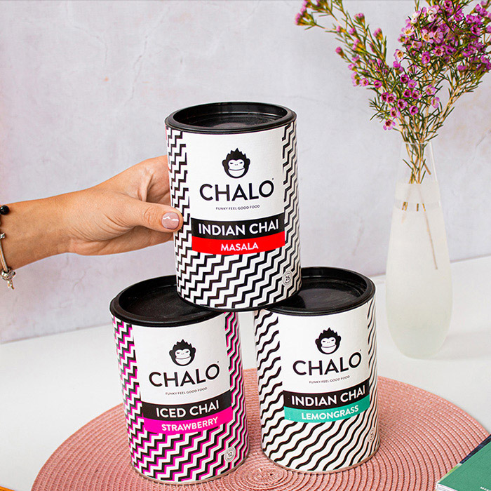 Chalo tea up to -15%
