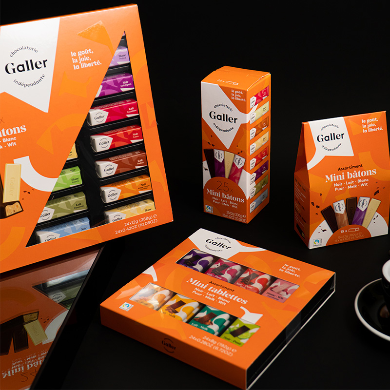 Galler chocolate sets up to -30%