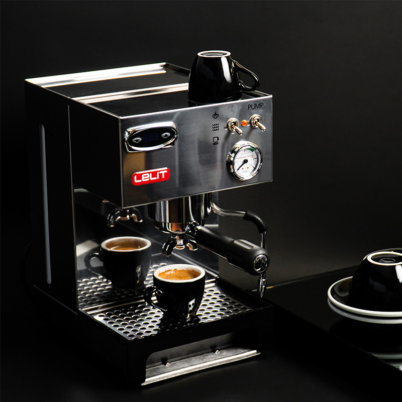 Lelit coffee machine + £100 coupon