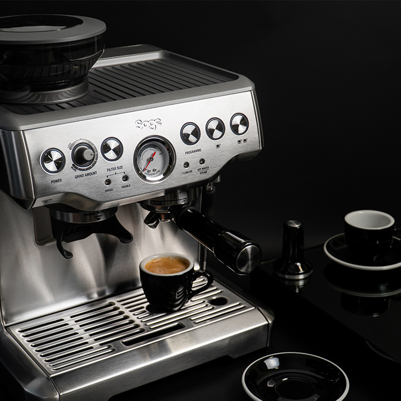 "Sage ""The Barista Express SES875"" coffee machine only £549"