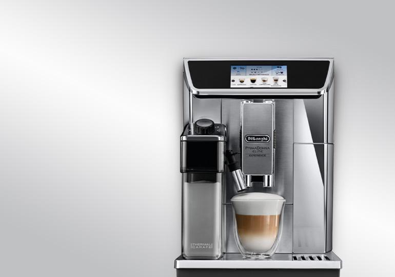"Kaffeemaschine De'Longhi ""PrimaDonna Elite ECAM 650.85.MS"""
