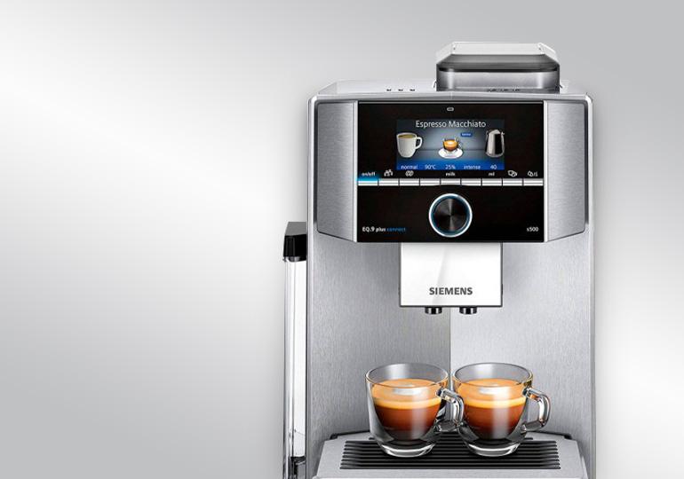 """Kaffeemaschine Siemens """"TI9553X1RW"""""""