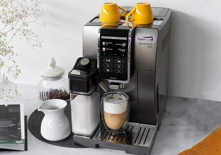 "Kaffeemaschine ""De'Longhi Dinamica Plus ECAM 370.95.T"""