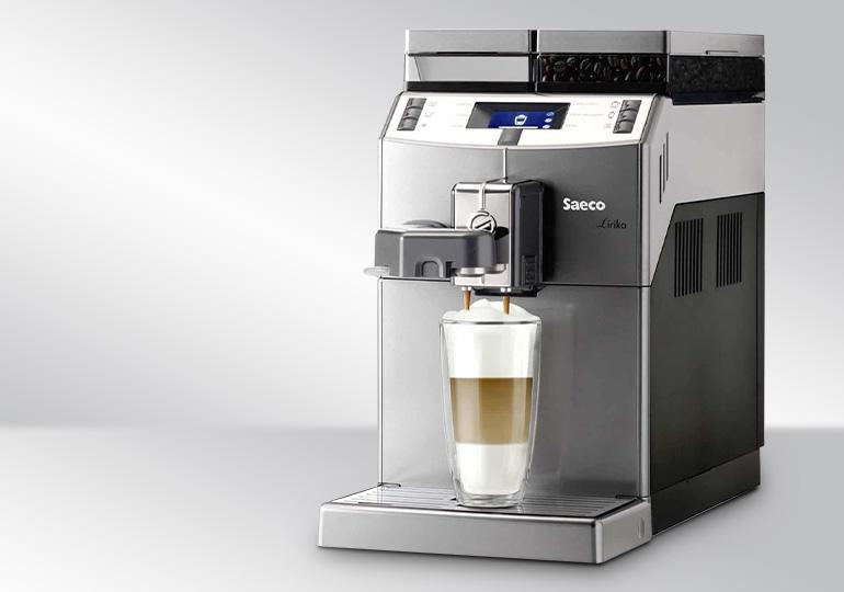 "Coffee machine ""Saeco Lirika One Touch"""