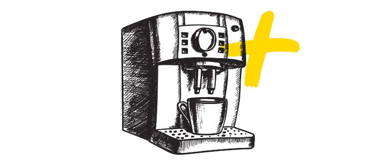 Vorteile von automatischen Kaffeemaschinen