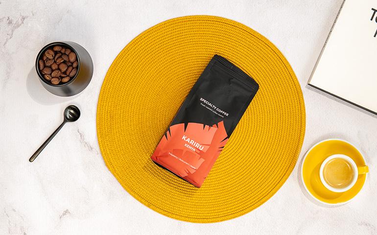 """Specialty coffee beans """"Kenya Kariru"""""""