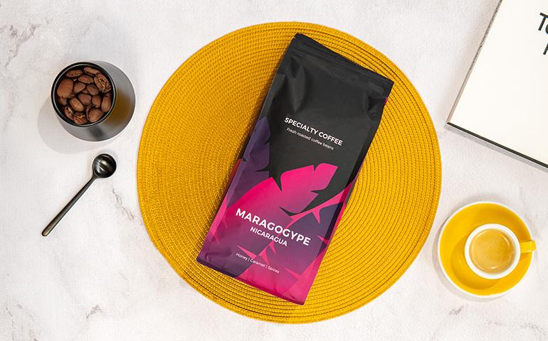 "Specialty coffee beans ""Nicaragua Maragogype"""