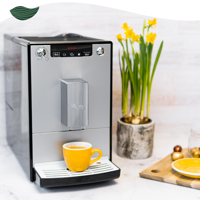 Melitta Caffeo® Solo® and Solo® & Milk series coffee machines from £259