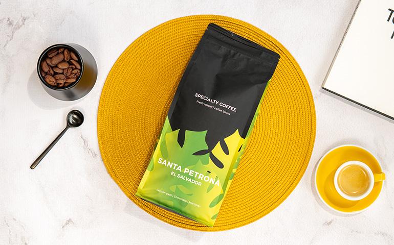 """Specialty coffee beans """"El Salvador Santa Petrona"""""""