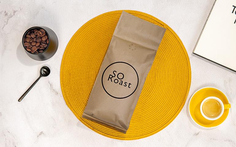 "Coffee beans SORoast Coffee ""SO: Special Blend"""