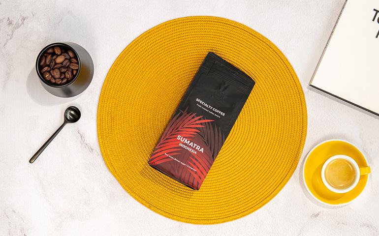 "Specialty coffee beans ""Indonesia Sumatra"""