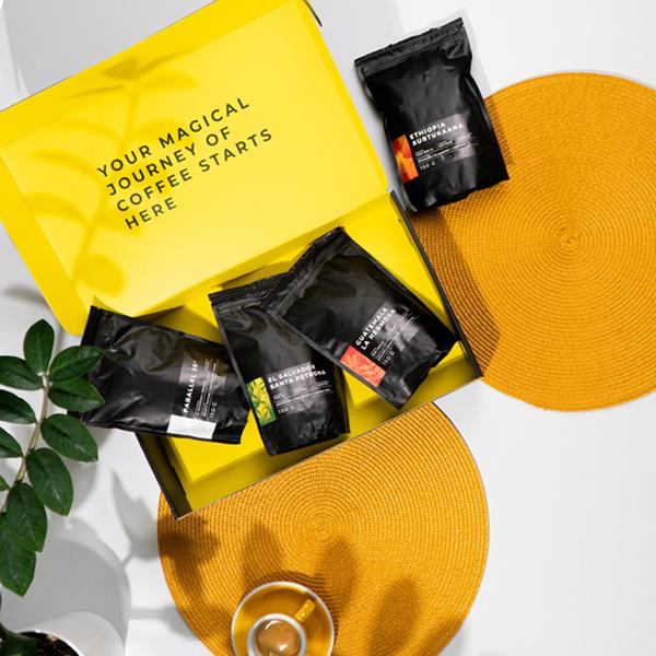 Coffee Tasting box No. 2