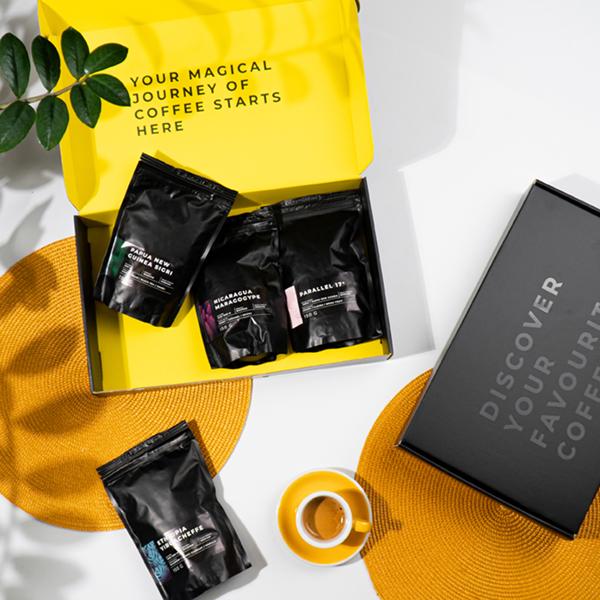 Coffee Tasting box No. 3