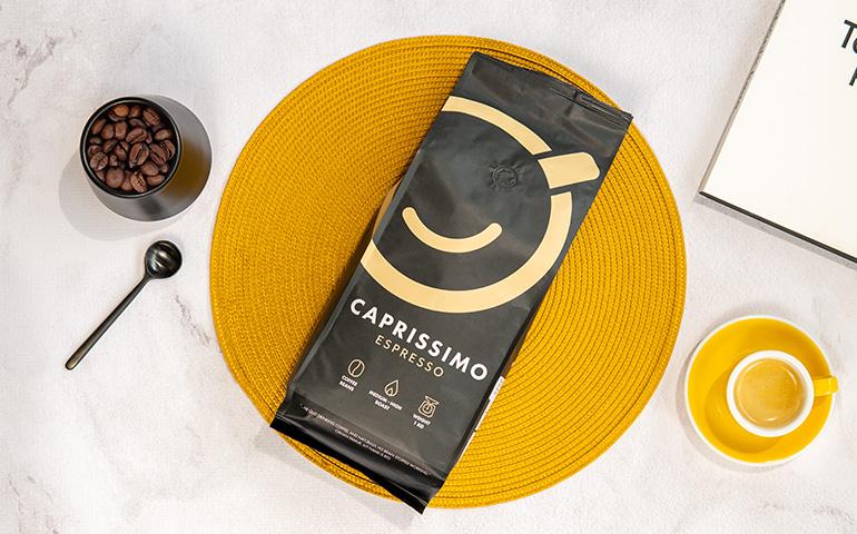 """Coffee beans """"Caprissimo Espresso"""""""