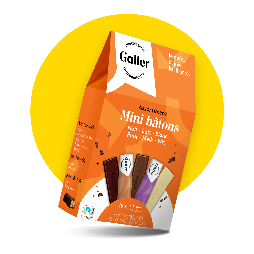 Galler chocolate assortment -25%