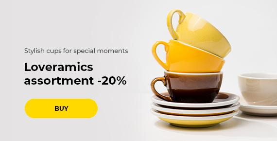 Loveramics assortment -20%